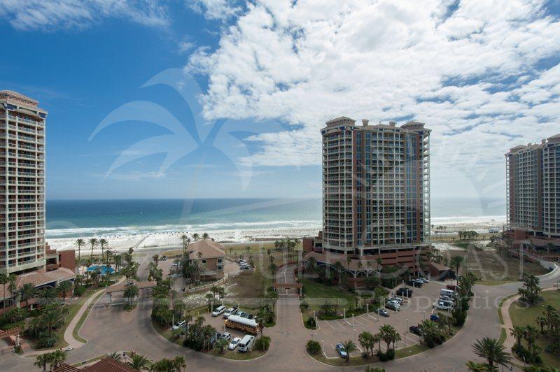 Professionally Decorated, Gulf View - Portofino Island Resort - Image 1 - Pensacola Beach - rentals