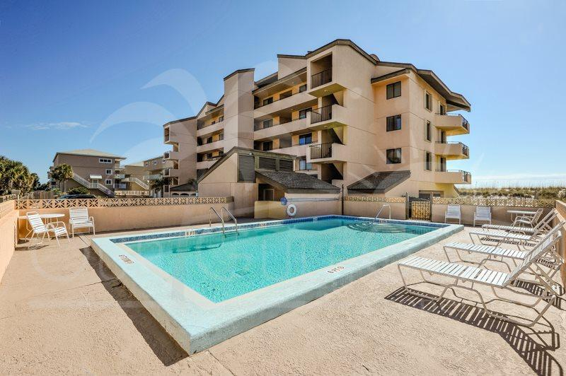 Gulf-Front Condo at Gulf Winds! Welcome to Paradise! - Image 1 - Pensacola Beach - rentals