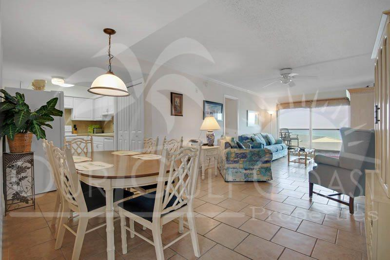 The Palm, Gulf Front 2 bed/2bath - Image 1 - Pensacola Beach - rentals