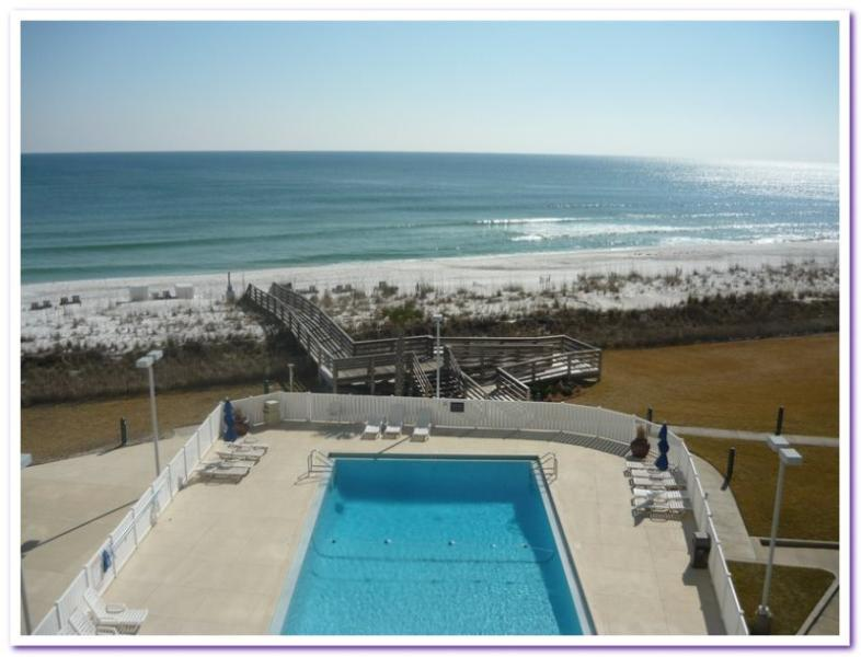 The Tortuga, Beach Front, 5th Floor - Image 1 - Pensacola Beach - rentals