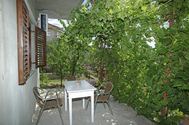 A1(2+1): terrace - 7995  A1(2+1) - Vela Luka - Vela Luka - rentals