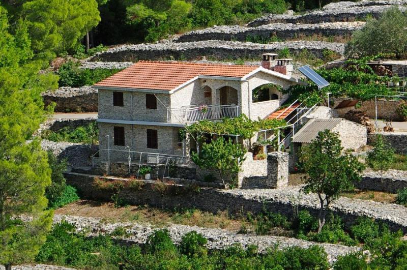 house - 00614VLUK A2(2+1) - Cove Tankaraca (Vela Luka) - Cove Mikulina luka (Vela Luka) - rentals