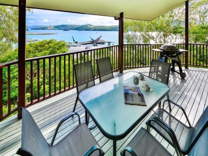 Balcony - Casuarina Cove 19 - Hamilton Island - rentals