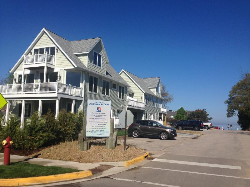 Luxury Beach Homes at Woodman Beach-Decks & Yards! - Image 1 - South Haven - rentals