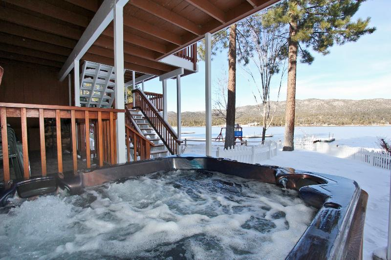 Lakefront Manor - Image 1 - Big Bear Lake - rentals