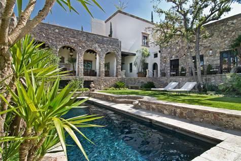 Casa San José - Image 1 - San Miguel de Allende - rentals