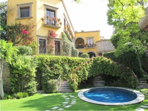 Casa Dorada - Image 1 - San Miguel de Allende - rentals