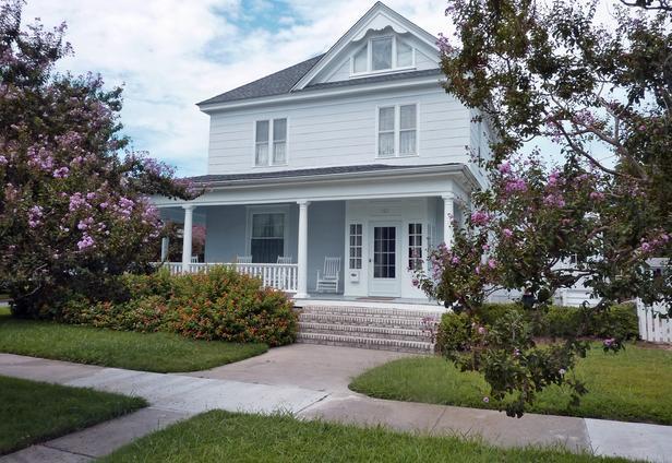 Chesapeake Dream from Tazewell Avenue - Chesapeake Dream - Cape Charles - rentals