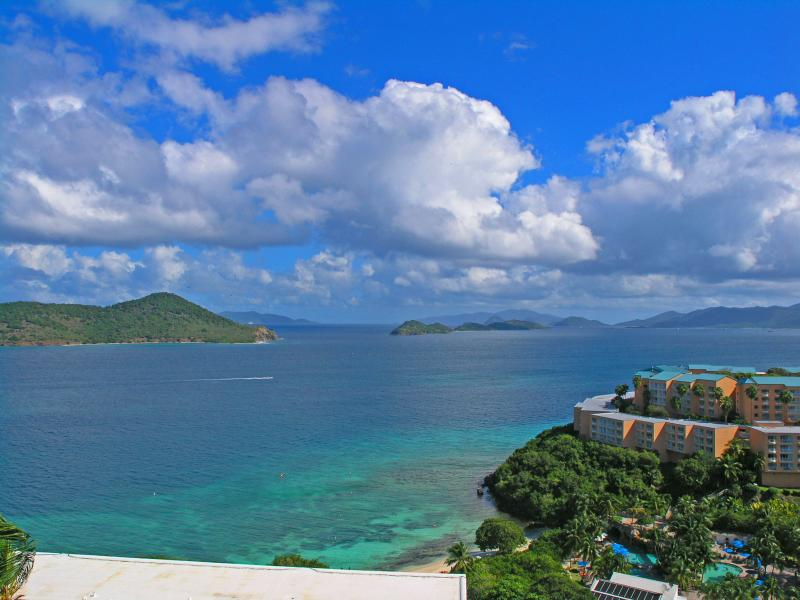 Spectacular Down Island Views of St John & the BVI's from every room!!! - Luna Bella, Breathtaking Down Island Views! - East End - rentals