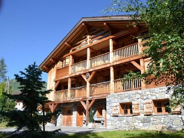 SOLAR WEST 6 rooms 14 persons - Image 1 - Le Grand-Bornand - rentals