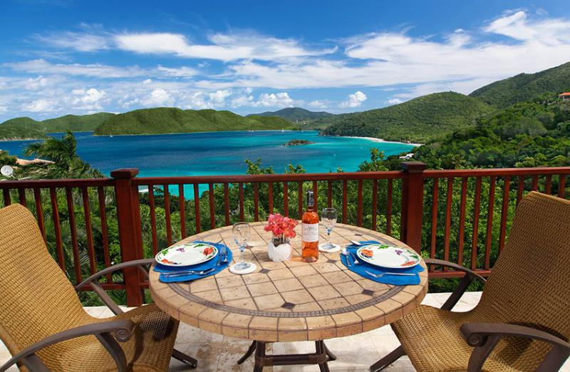 Peter Bay Gatehouse Honeymoon Suite - Image 1 - Virgin Islands National Park - rentals