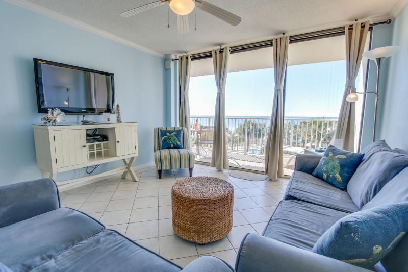 Peaceful, elegant & spotless Gulf Front 2 bedrooms - Discount For Dec 12-18.....Email us for Details - Panama City Beach - rentals