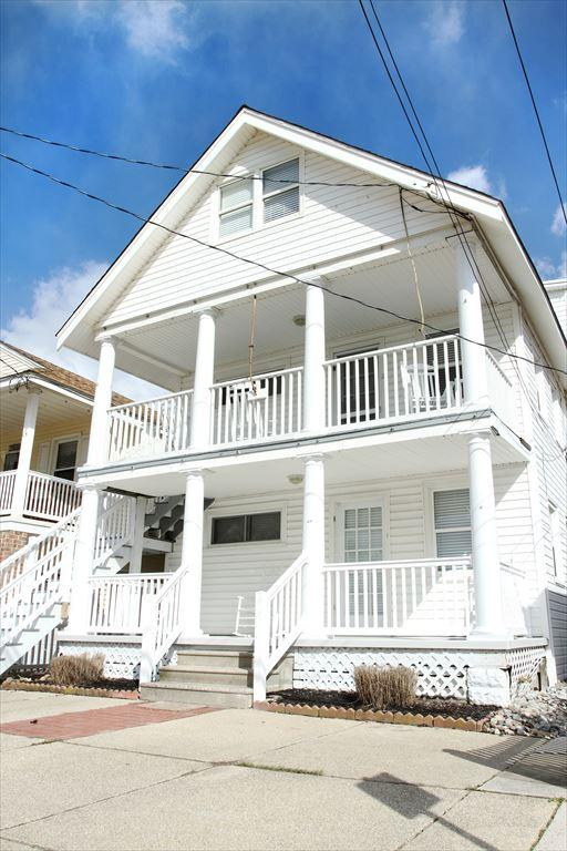 835 St. James Place 1st Floor 120039 - Image 1 - Ocean City - rentals