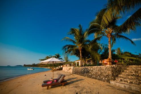 Villa 100 - Beach Front (3 Bedroom Option) - Image 1 - Lipa Noi - rentals