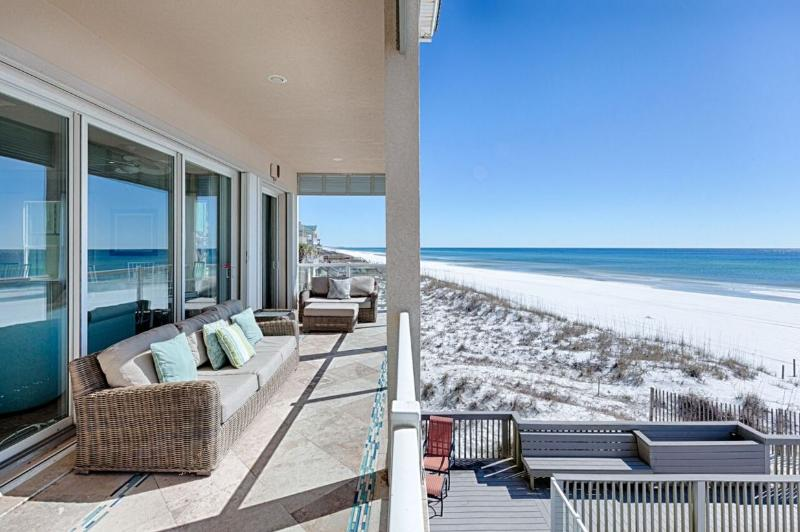 The Magnificat! BEACH FRONT LUXURY HOME! - Image 1 - Miramar Beach - rentals