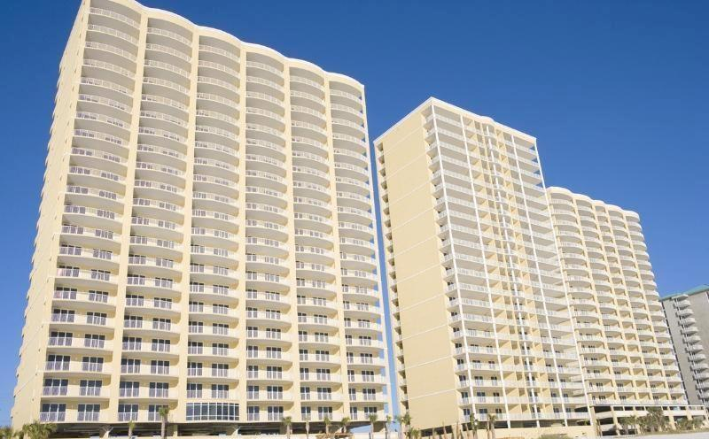 Luxurious 4 Bedroom 4 Bath Gulf front Condo! - Image 1 - Panama City Beach - rentals
