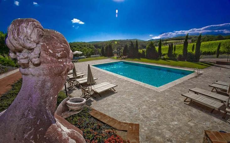 Villa Ambra - Image 1 - Tuscany - rentals