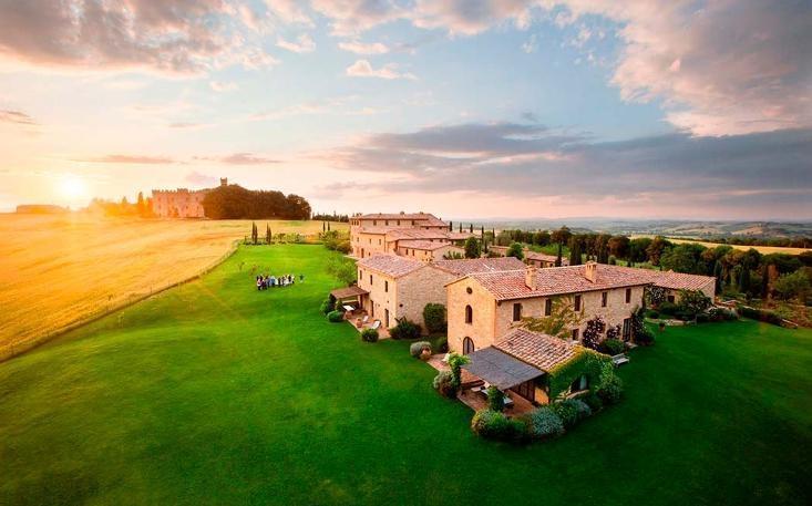 Villa Arbia - Image 1 - Buonconvento - rentals