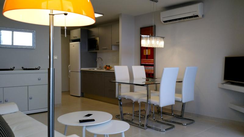 Two Bedroom Apartment with City View - Image 1 - Alicante - rentals