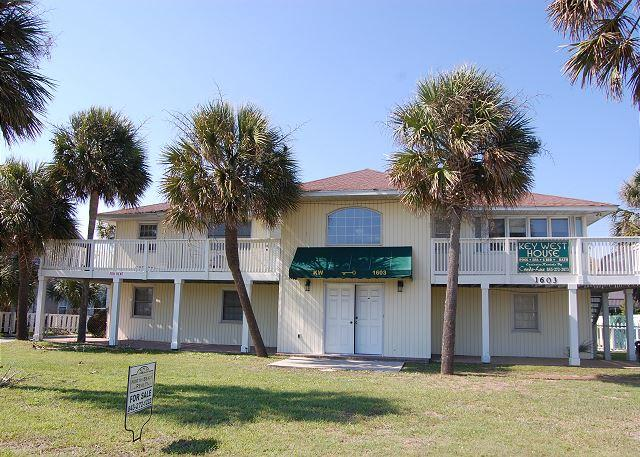 Front Of House - 2nd Row, Beach House w/6 Bedrooms, Sleeps 16 - North Myrtle Beach - rentals