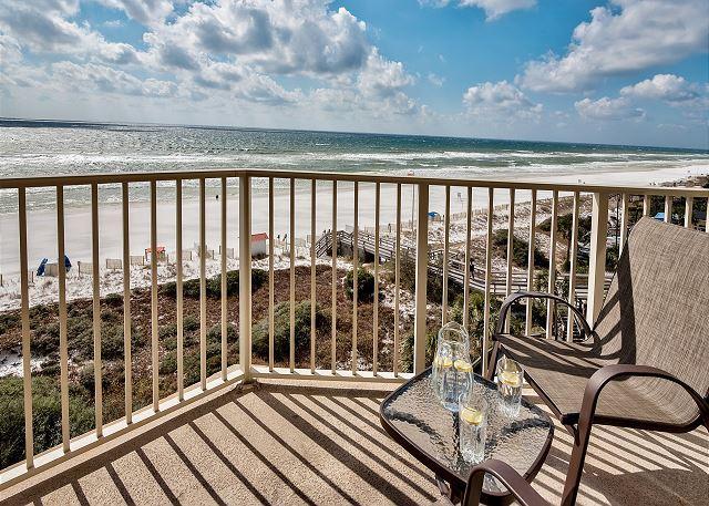 Beach Manor @ Tops'L 611-172357 - Image 1 - Miramar Beach - rentals