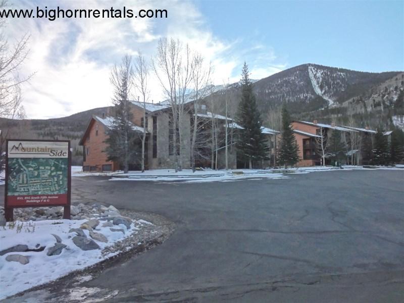 Mountainside 178F ~ RA3842 - Image 1 - Frisco - rentals