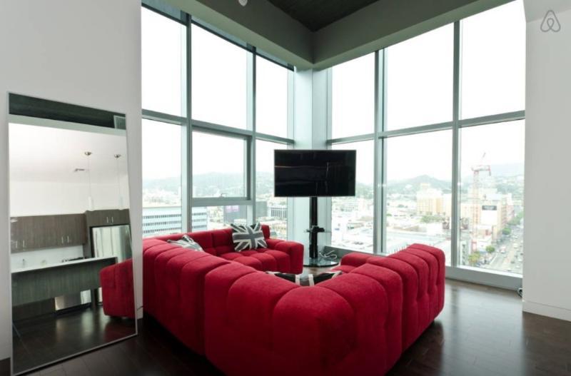Furnished 1-Bedroom Apartment at Sunset Blvd & Vine St Los Angeles - Image 1 - Los Angeles - rentals