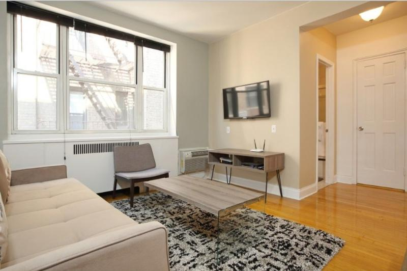 Spacious and Cozy Studio Apartment in New York - Fully Furnished - Image 1 - New York City - rentals