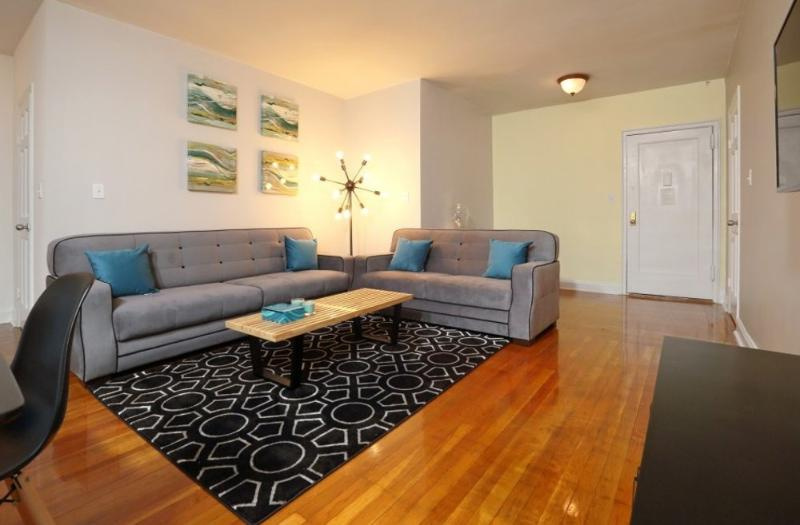 Spacious and Smooth Touches - Studio Apartment in New York - Image 1 - New York City - rentals
