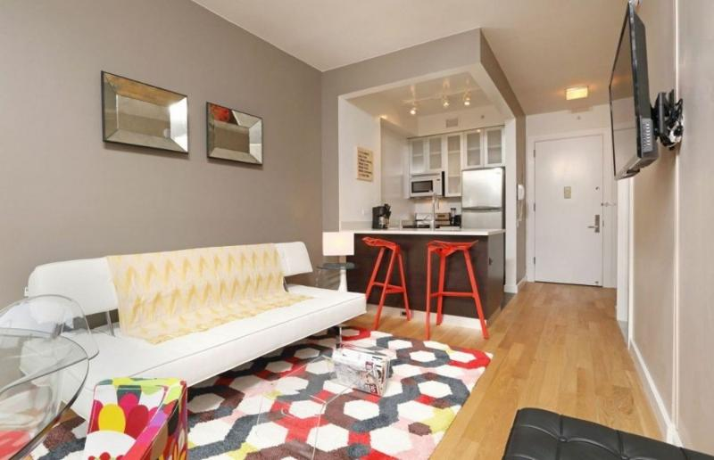 Colorful with Style - 1 Bedroom Apartment in New York - Image 1 - New York City - rentals