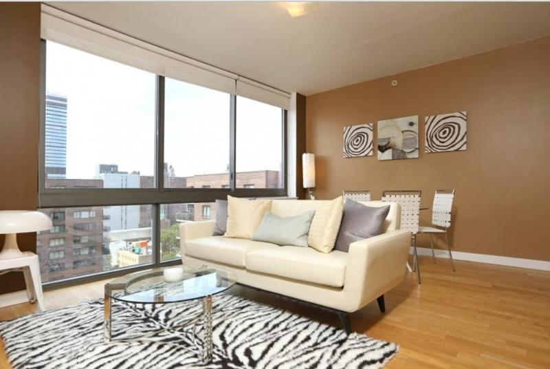 Impressive 1 Bedroom Apartment in New York- Bright and Clean - Image 1 - New York City - rentals