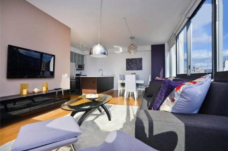 Sleek and Posh 2 Bedroom, 2 Bathroom UWS Apartment With Great Amenities - Image 1 - New York City - rentals