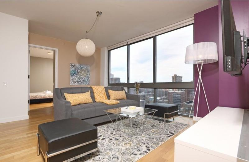 Lovely and Chic 2 Bedroom Apartment in Upper West Side - Image 1 - New York City - rentals