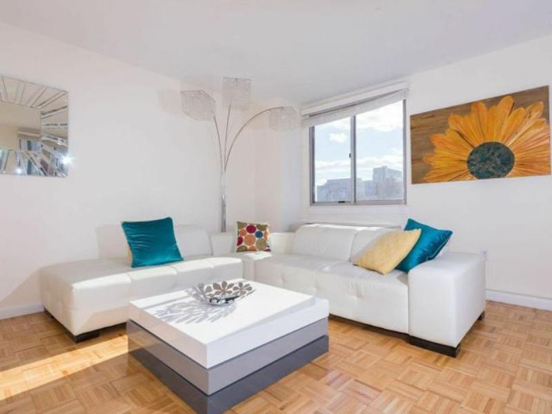 AESTHETIC FURNISHED 2 BEDROOM 2 BATHROOM APARTMENT - Image 1 - Long Island City - rentals