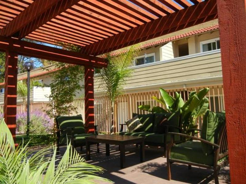 Furnished 1-Bedroom Apartment at Tenaka Pl & Connor Dr Sunnyvale - Image 1 - Cupertino - rentals