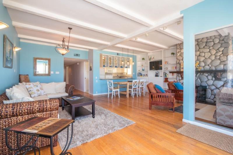 Furnished 3-Bedroom Duplex at 66th Ave & Ocean Front Walk Los Angeles - Image 1 - Marina del Rey - rentals