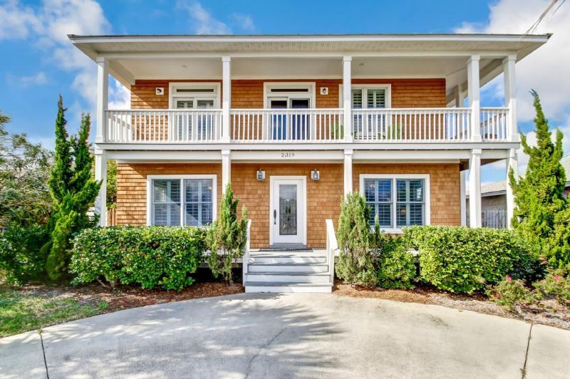 Front  - 2319 S Fletcher Ave - Fernandina Beach - rentals