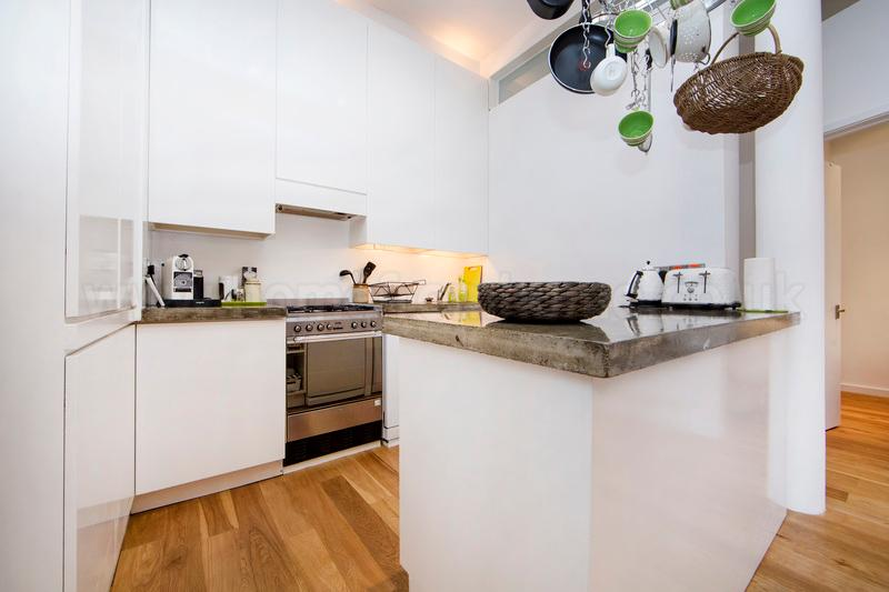 Beautifully unique and modern one bedroom apartment in Borough, near London Bridge. - Image 1 - London - rentals