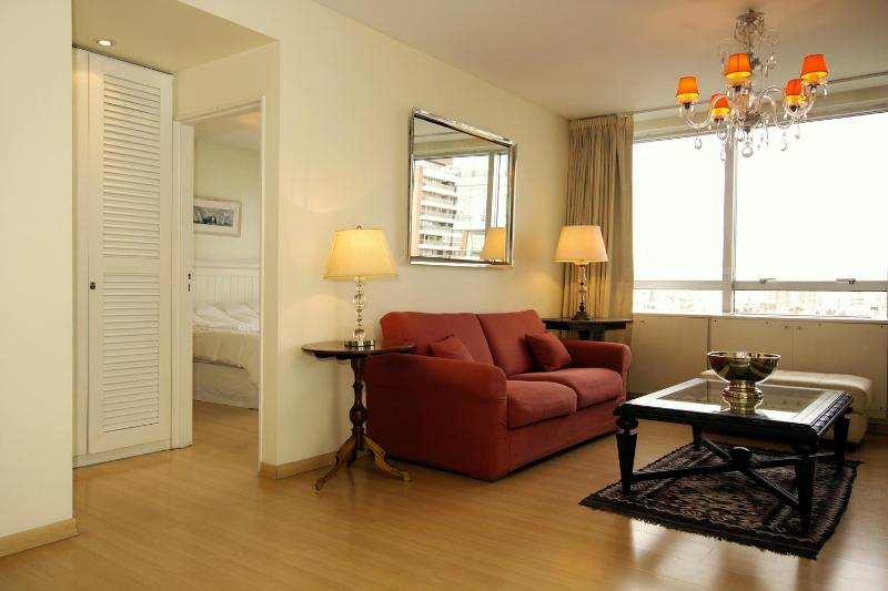 Tasteful 1 Bedroom Apartment in Recoleta - Image 1 - Buenos Aires - rentals