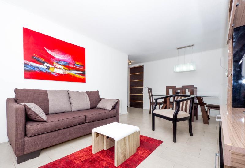 Spacious Three Bedroom Apartment in Las Condes - Image 1 - Santiago - rentals
