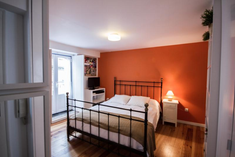 Sleeping area - SMC - Alfama Studio with Balcony - Abrantes - rentals