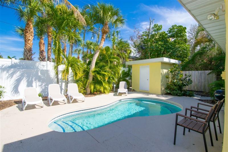 Seaside Cottage - Image 1 - Siesta Key - rentals