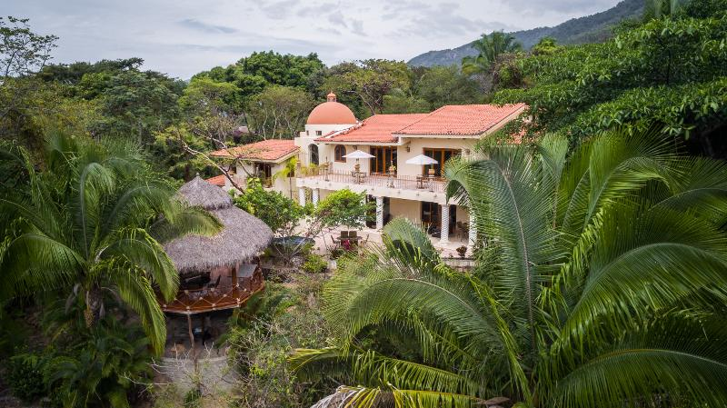 Staffed 7BR Luxury estate/ gated community- minutes from Puerto Vallarta - Image 1 - Puerto Vallarta - rentals