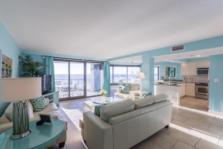 Breathtaking Views from Living Room - Beachside One #4066 - Sandestin - rentals