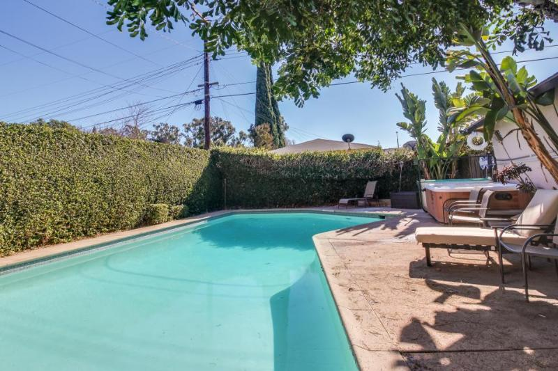Colorful, Disney themed home - 1/2 mile to Disneyland w/ private pool & hot tub - Image 1 - Anaheim - rentals