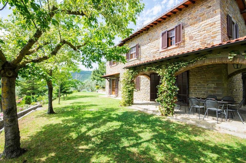 Charming Italian Villa near Cortona  - Villa Pergo - Image 1 - Pergo di Cortona - rentals