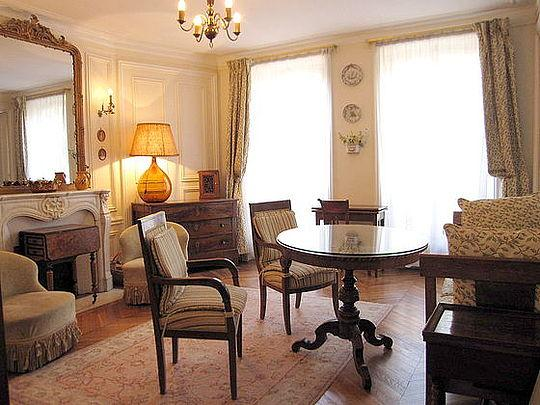 Sejour - 2 bedroom Apartment - Floor area 70 m2 - Paris 9° #4091005 - Paris - rentals