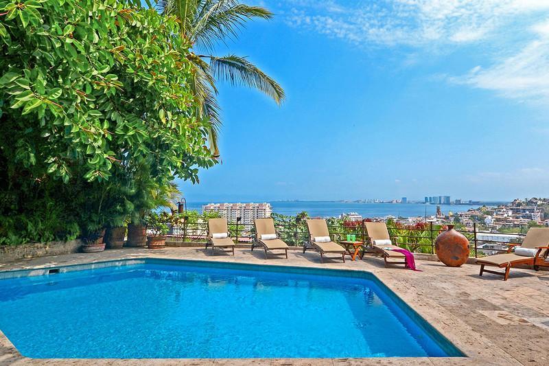 Casa Ileana -  Puerto Vallarta - 5 Bedrooms - Casa Ileana -  Puerto Vallarta - 5 Bedrooms - Cabo San Lucas - rentals