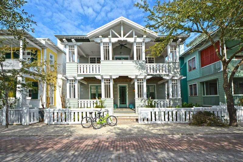 exterior - Banana Republic - Seaside - rentals