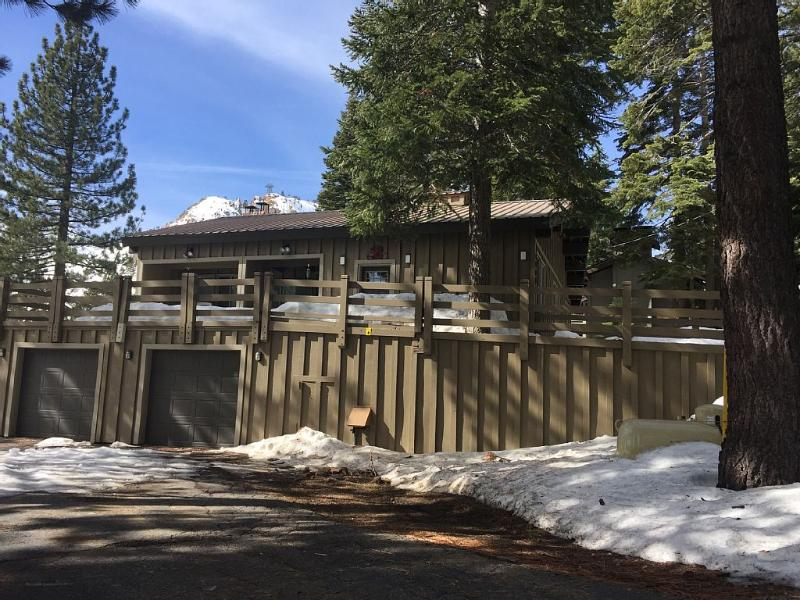 Huge Squaw Valley Home, Olympic Village - Image 1 - Atherton - rentals